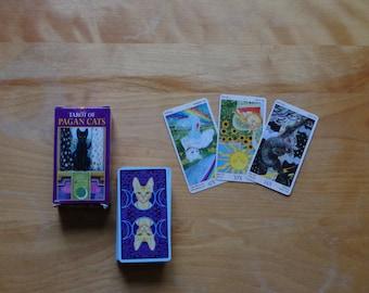 Tarot of the Pagan Cats - Intuitive Tarot Card Reading