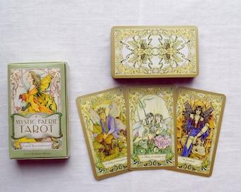 Mystic Faerie Tarot - Intuitive Tarot Card Reading