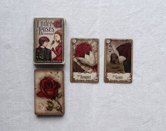 Under the Roses Lenormand - Intuitive Reading