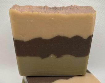 Humbaba's Cedar Forest handmade soap