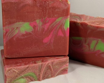 Eris is a Troll handmade apple soap