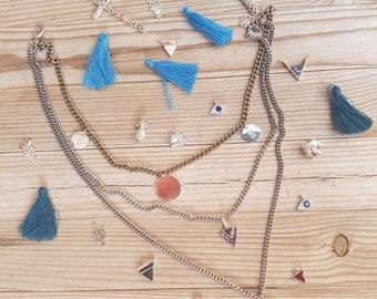 Customizable necklace