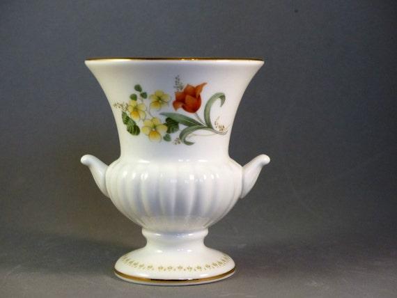 Vintage Wedgwood Bone China Vase Small Vase Bone China Etsy