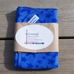Bamboo washcloth -  Unpaper Towels - Dish Cloth - Face Wipe - Paperless Towels - Unpaper Towels -  Reusable Paper Towels