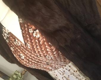 Gorgeous Vintage Fur Stole