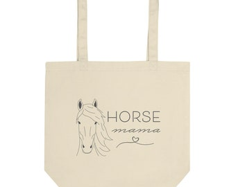 a227a8c49ed1 Organic horse bag | Etsy
