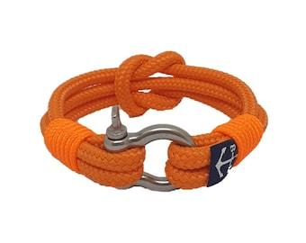 Ulster Nautical Bracelet, Handmade Rope Bracelet, Unisex Bracelet