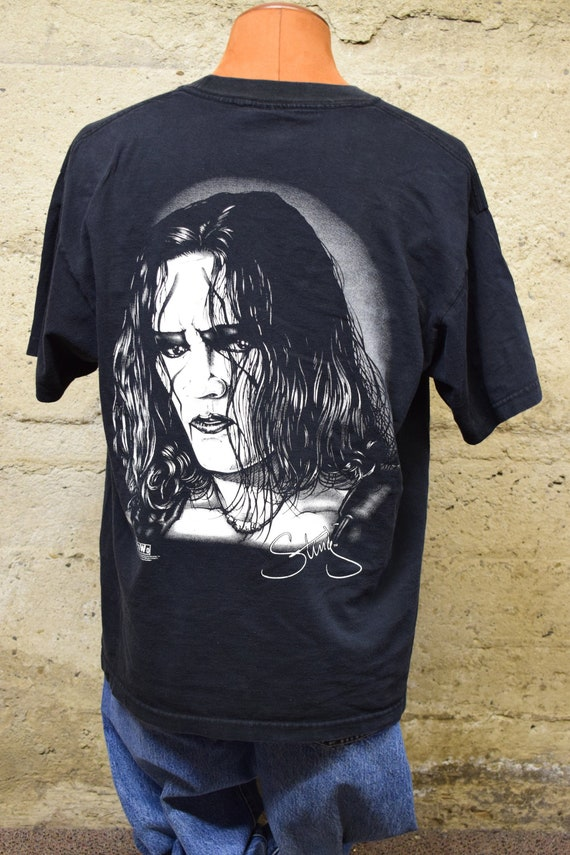 1990s Sting WCW NWO Vintage Shirt Champion XL