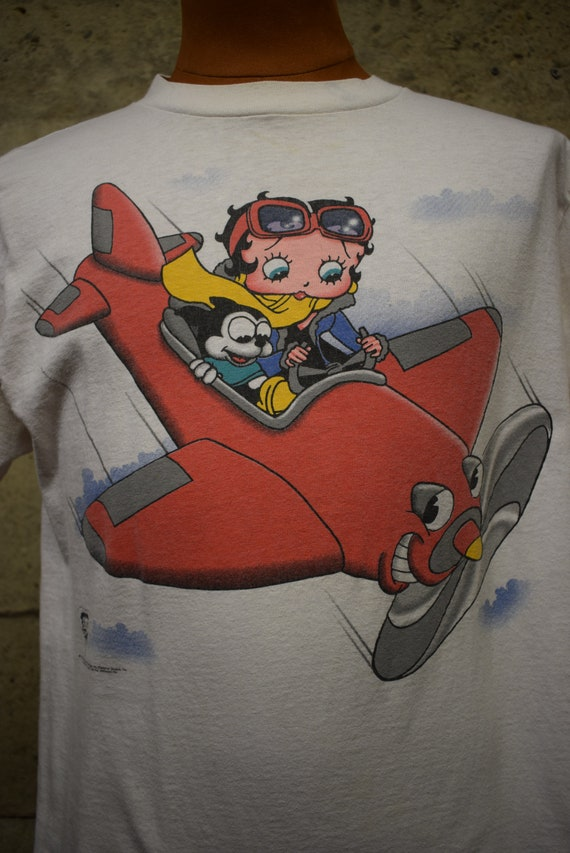 Vintage 1994 Betty Boop T-Shirt