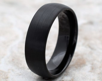 Tungsten Ring Etsy