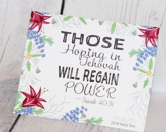 Jw Cards - Jw Pioneer School gifts - Jw pioneer school - Jw Pioneer gifts -Jw gifts baptism
