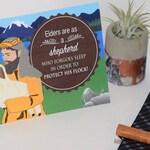 Jw gifts for men, Jw Elder card, Jw Elder gift, Shepherd, flock, Elder gift Jw