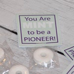 Set of 6 labels - JW Pioneer School gifts - JW pioneer school - JW - Jw Labels - Jw Printables