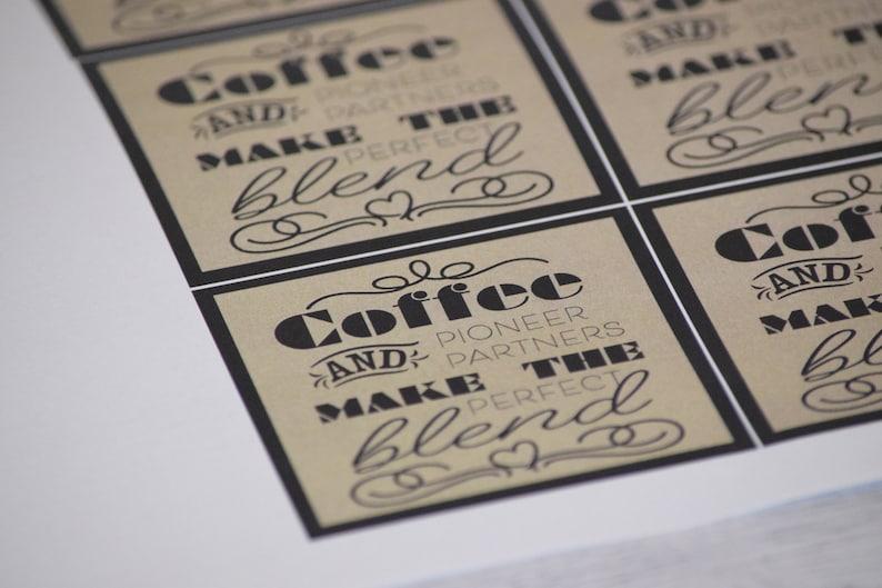 Set of 8 labels  JW Pioneer School gifts  JW pioneer school image 0