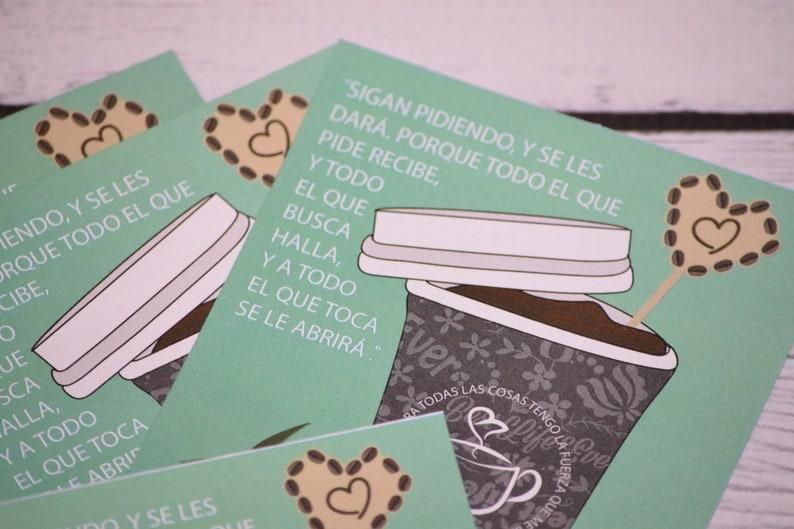 Spanish  Set of 4 large labels  JW Pioneer School gifts  JW image 0