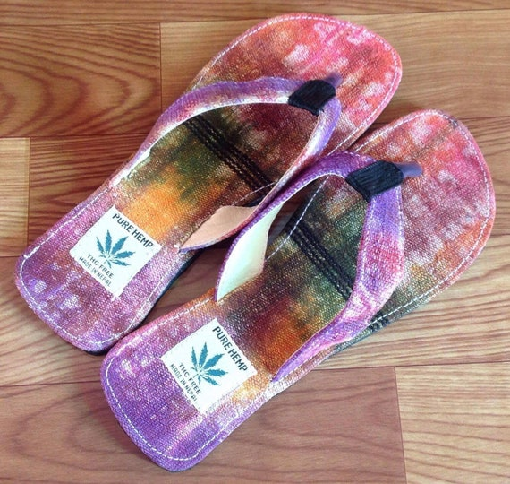 81cea9c04ebe Pure Himalayan Hemp Sandals