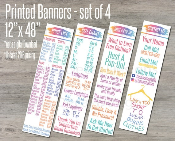 Kid Product Banners Dental Banners