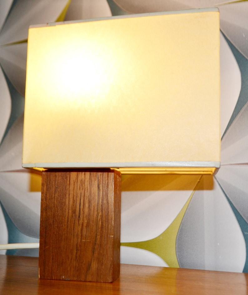Vintage Lampe 60er Jahre Kaiser Leuchte