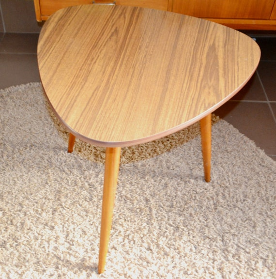 Astounding Vintage Cocktail Couch Table 60S Retro Mid Century Rockabilly Table Interior Caraccident5 Cool Chair Designs And Ideas Caraccident5Info