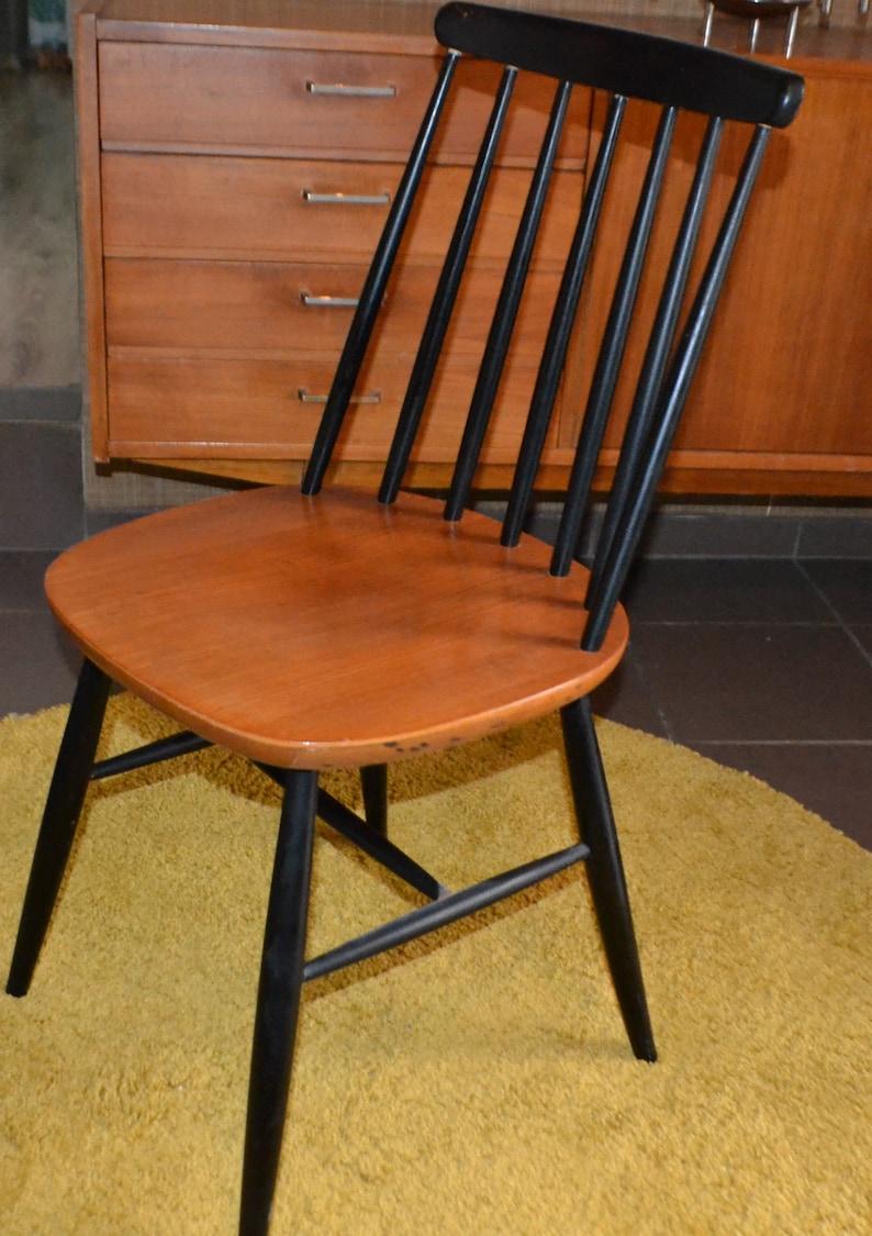 Vintage sprout chair 70s Danish Design Mid Century Retro