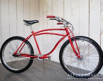 Vintage 1930s bicycle