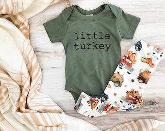 LittLe Turkey Bodysuit