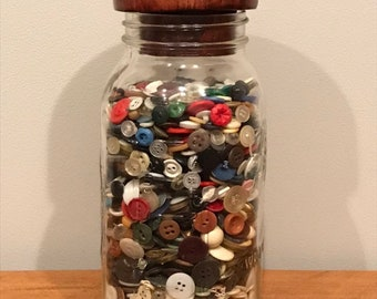 Keepsake Jar