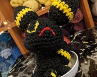 Crochet Umbreon Toy