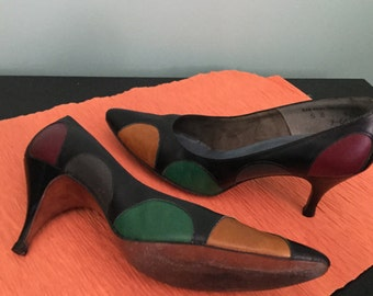 66006d7b3f8f5 Balenciaga heels | Etsy