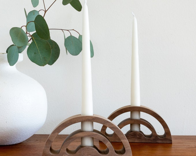 ARCS Candlestick Holder