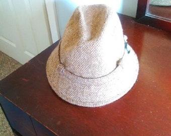 f45e7911a46 Mens Harris Tweed Biltmore Bucket Hat