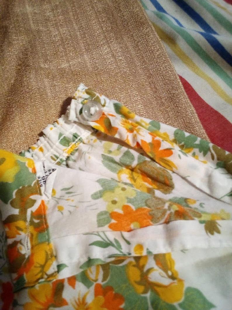 The Sunny Side of Sleep  Mid Century Ladies Summer PJ/'s