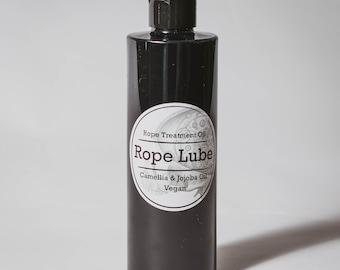 Vegan Rope Lube Oil for Shibari Rope (Camellia Oil and Jojoba Oil)