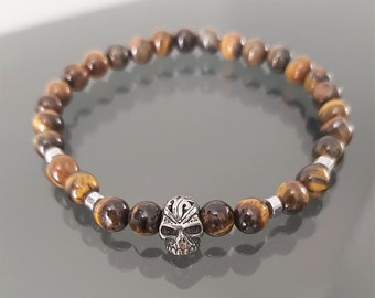 Tiger Skull bracelet