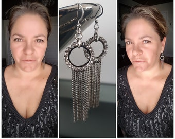 'Celestial' earrings