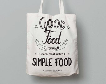"motivational art print ""good food"" quote DIGITAL DOWNLOAD PRODUCT"