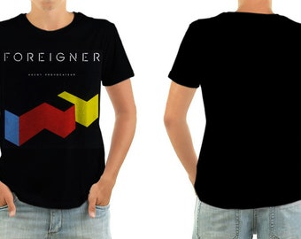 FOREIGNER agent provocateur shirt all sizes