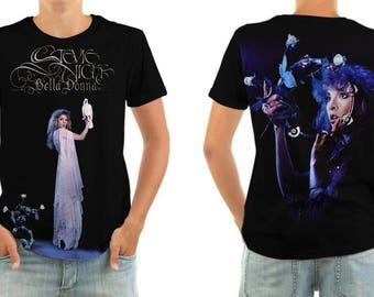 STEVIE NICKS beladonna shirt all sizes