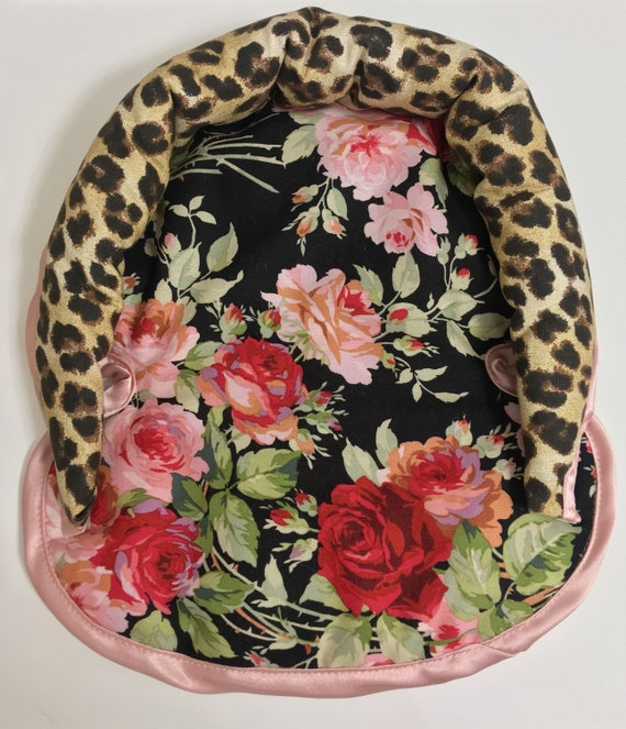 Rosey Posy Infant Head Support Girl Car Seat Supports