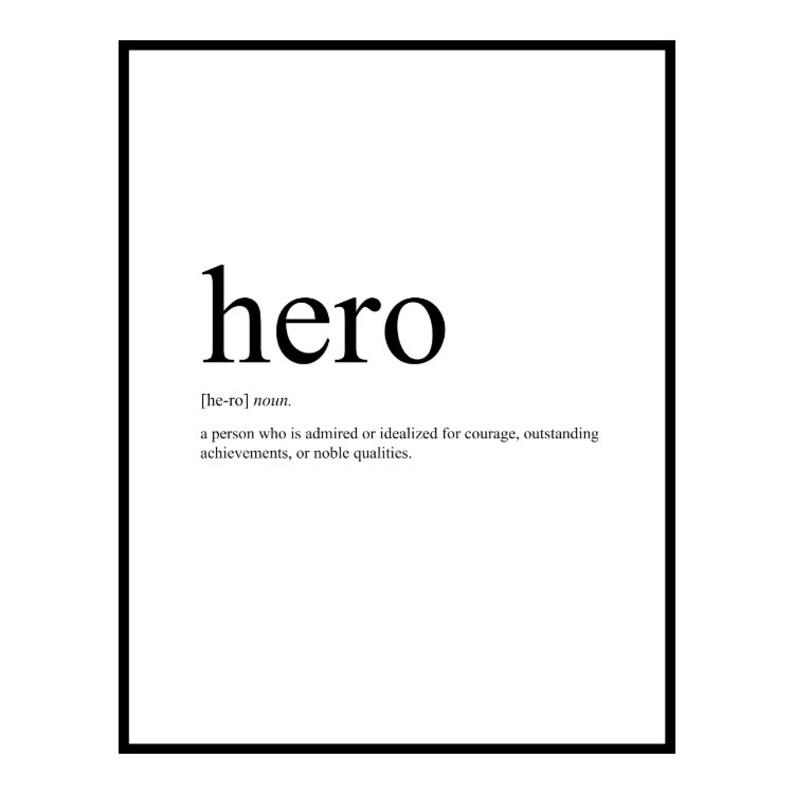 Definition of heroism essay