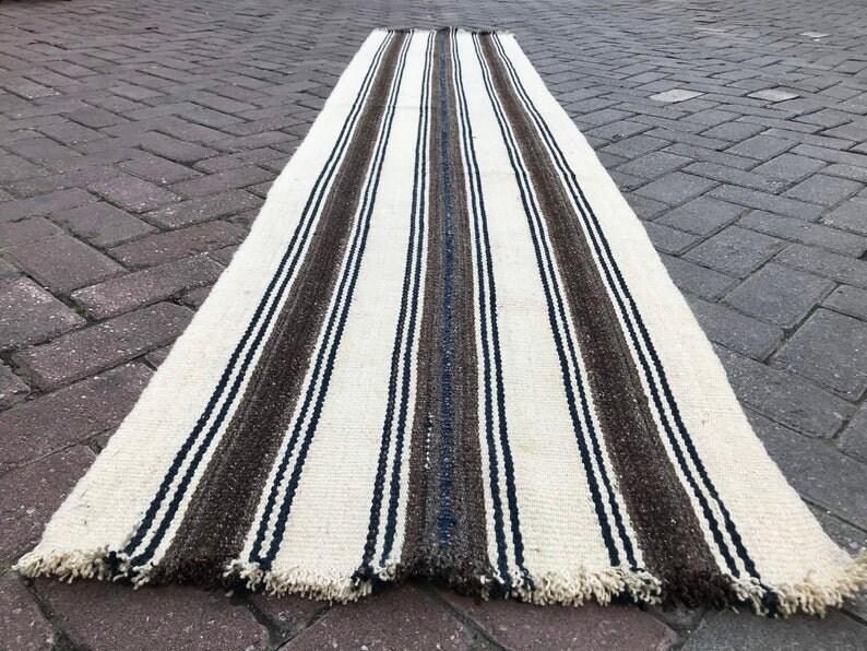 Turkish handmade Rug Runner/Vintage Rug Runner/Area Rug image 0