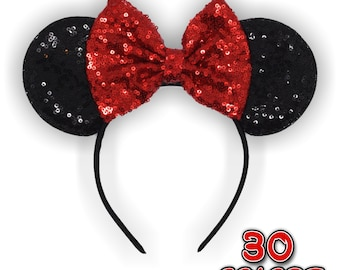 minnie mouse ears toddler