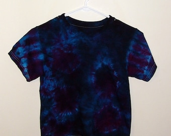 daf86604ecb6 Tie Dye T-Shirts Medium Youth Sunburst Cotton Short Sleeve