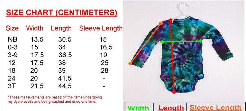 Tie Dye Onesie Newborn Gerber Spiral Cotton Short Sleeve Body Suit Premade