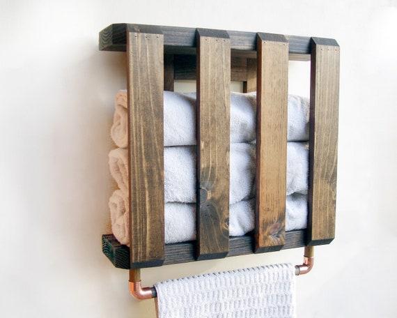 Bathroom Shelf With Towel Bar Shelves With Towel Bar Shelf With Towel Bar