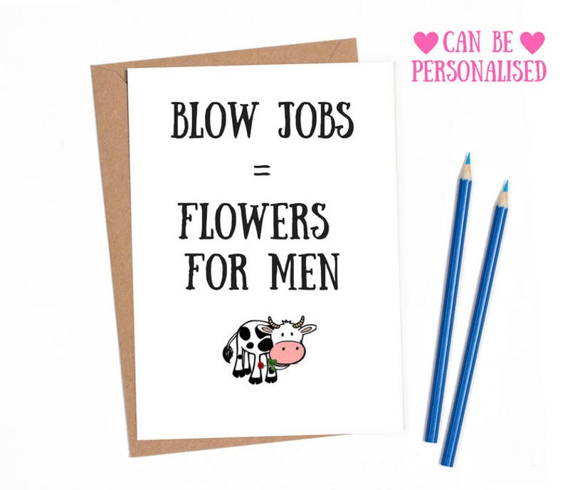 Dirty Anniversary Card For Husband Birthday