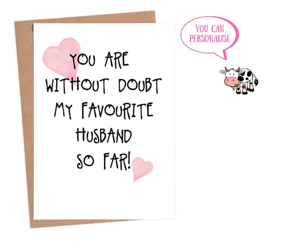 Birthday Card For Husband.Funny Anniversary Card For Husband Birthday Card Funny Card For Husband Funny Husband Card Birthday Card Husband Funny Cards For Husband