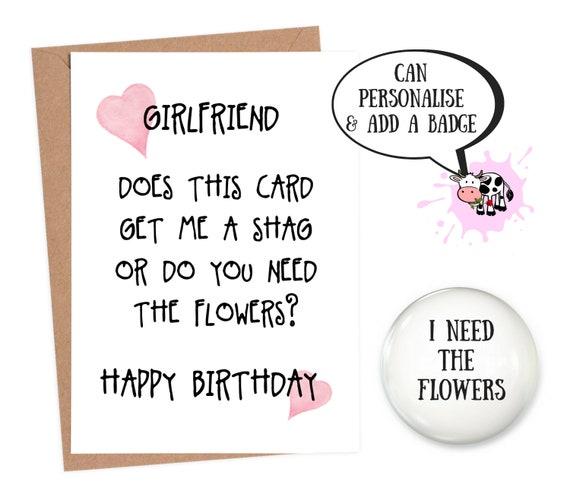 Phenomenal Lesbian Birthday Card Girlfriend Funny Card Girlfriend Funny Etsy Personalised Birthday Cards Paralily Jamesorg