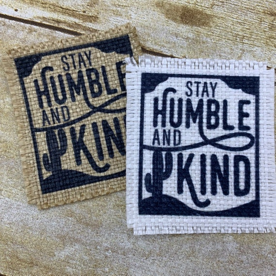 Faith Grace And Grit FLASH Sale Patch For Beanie Patch For Hat Hustle Humble Patch.