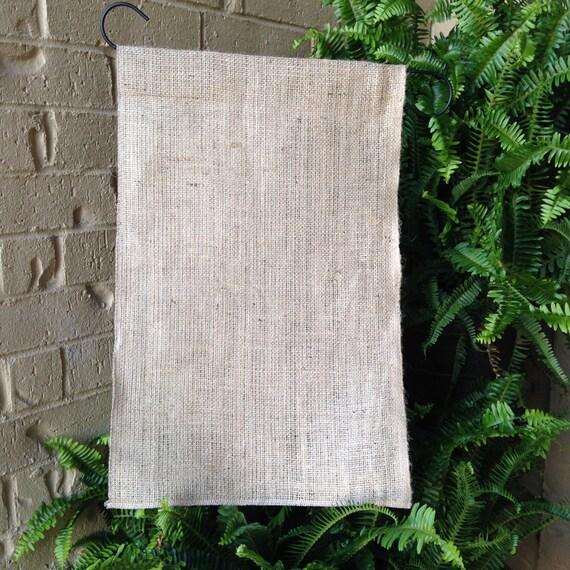 Blank Burlap Garden Flag, Garden Flag, Burlap Flag, Blank Flag, Blank,  Blanks, Yard Decor, Outdoor Flag, HTV, Paint, Landscape Flag, Flag, ...